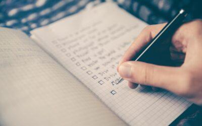 The Ultimate Road Trip Checklist